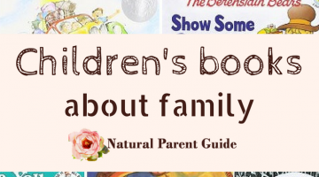 Great childrens books about family