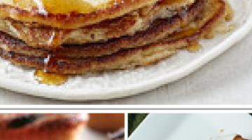 Favorite Gluten Free Cake Recipes   paleo cakes   gluten-free pancakes   coconut flour pancakes   paleo pound cake   clean eating dessert ideas   clean eating recipes